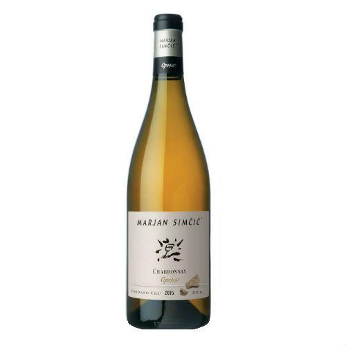 Marjan Simcic Chardonnay Opoka